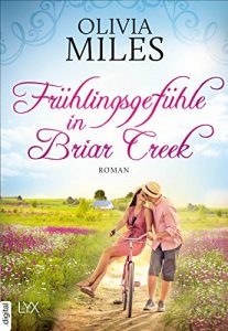 German edition of Love Blooms on Main Street
