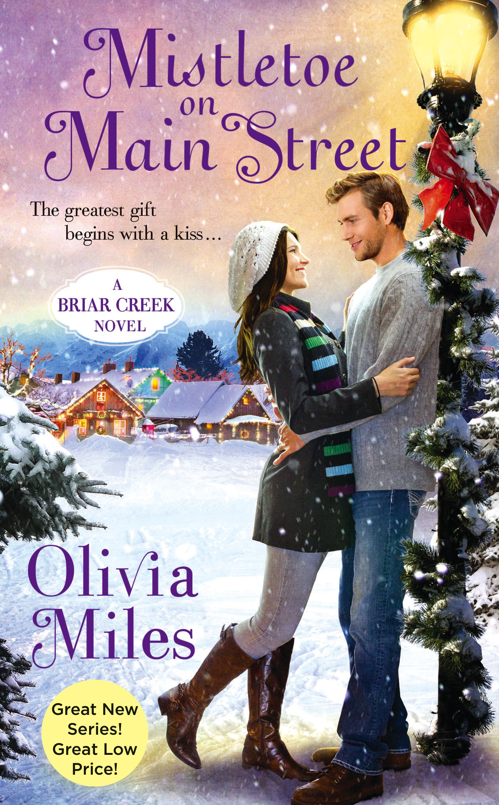 Mistletoe on Main Street Cover